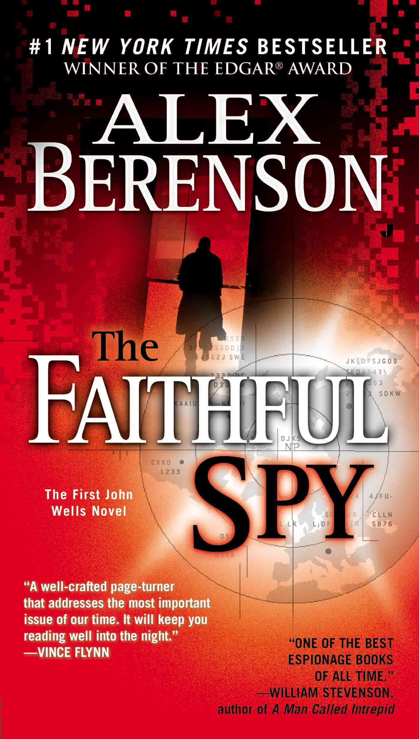 The Faithful Spy By Berenson, Alex